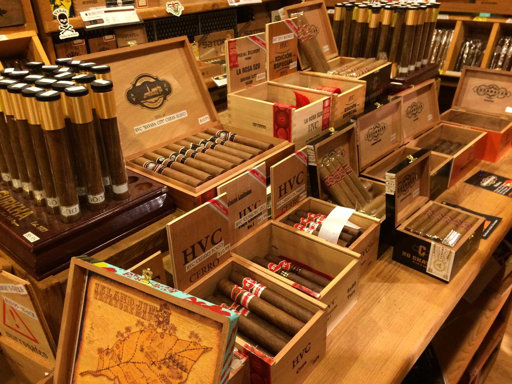 Prime Cigar Company Humidor