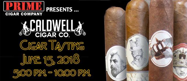 Caldwell Tasting
