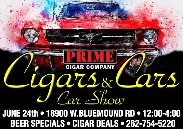 Cigars & Cars Car Show
